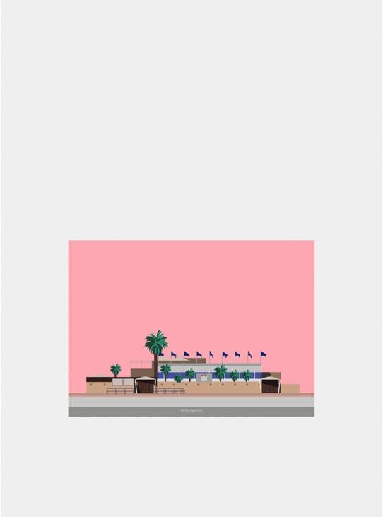 Space Ibiza Print