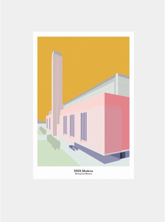 Tate Modern Print