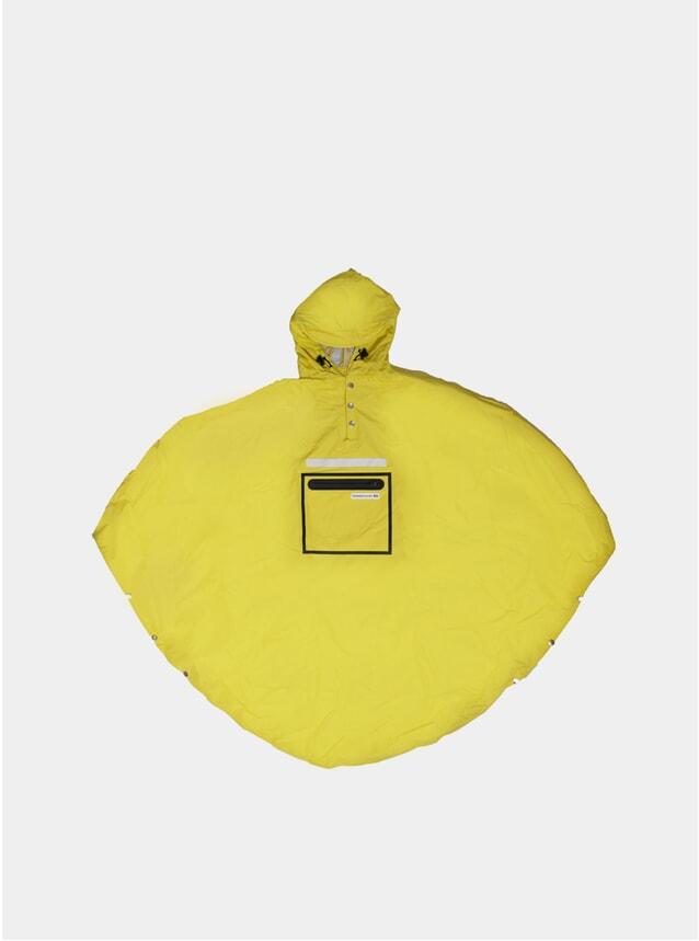 Fisherman's Yellow Hardy Poncho 3.0