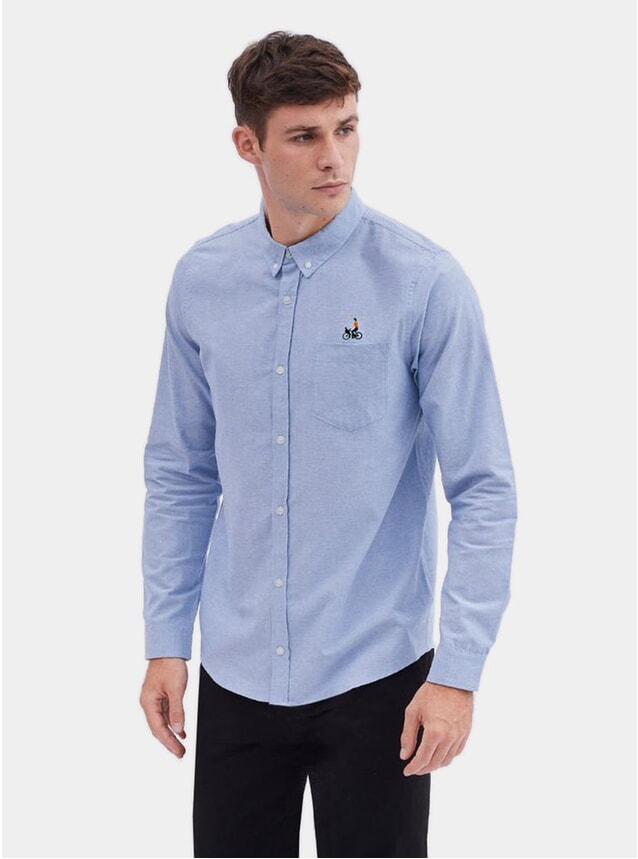 Bicycle Oxford Shirt