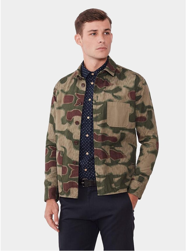 Birch Camo Outershirt