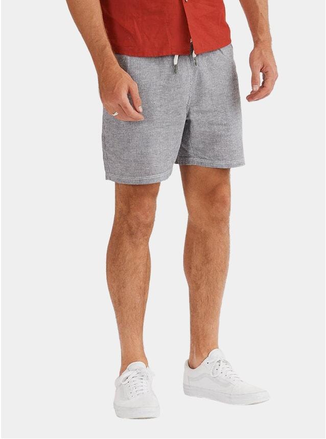 Chambrais Blue Shorts