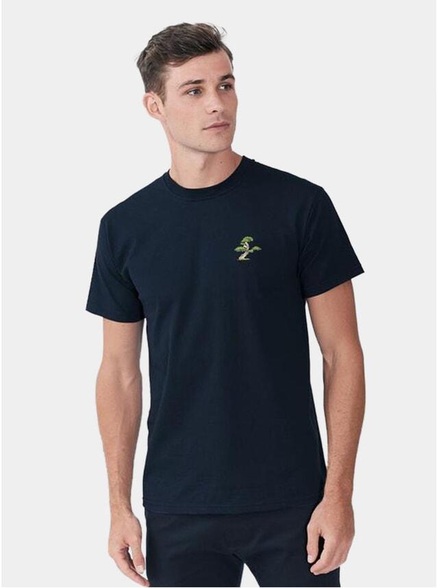 Dark Navy Bonsai T Shirt