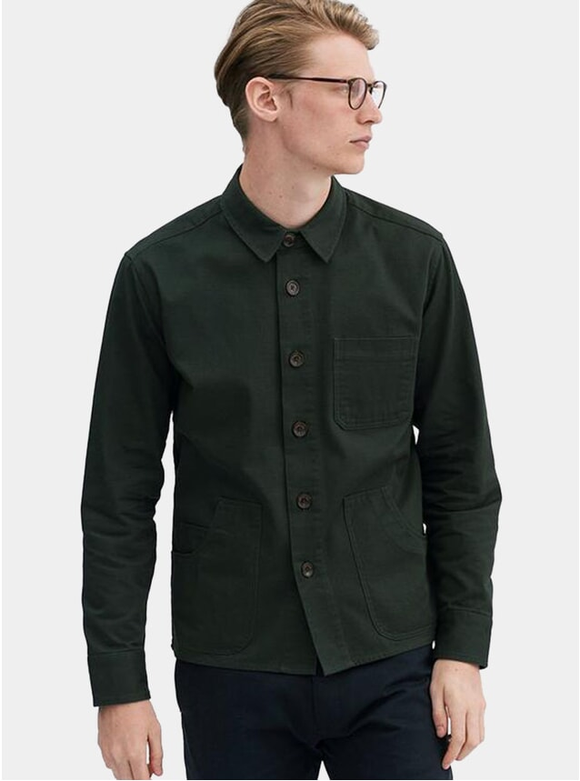 Olive Green Outershirt