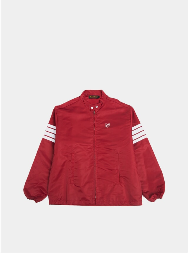 Red Arciero Jacket