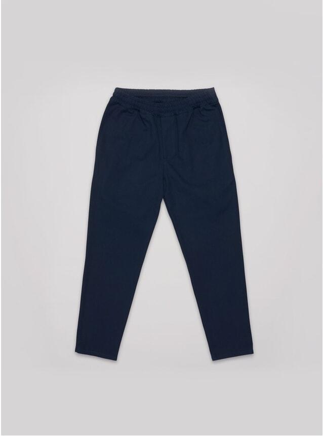 Navy Elland Trousers