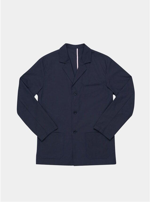 Navy Managers Jacket