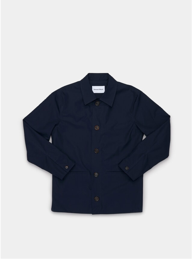 Navy Navvy Jacket