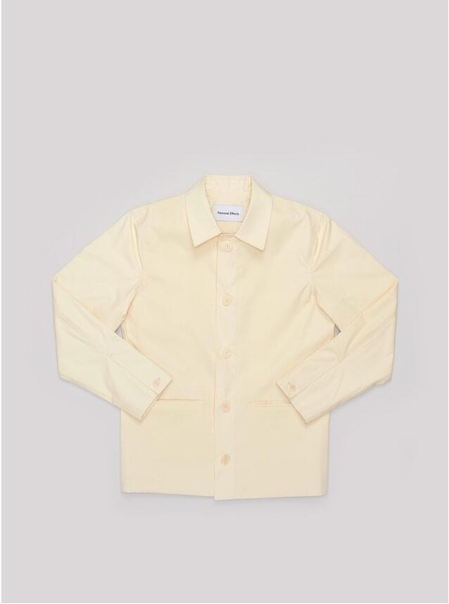 White Navvy Jacket