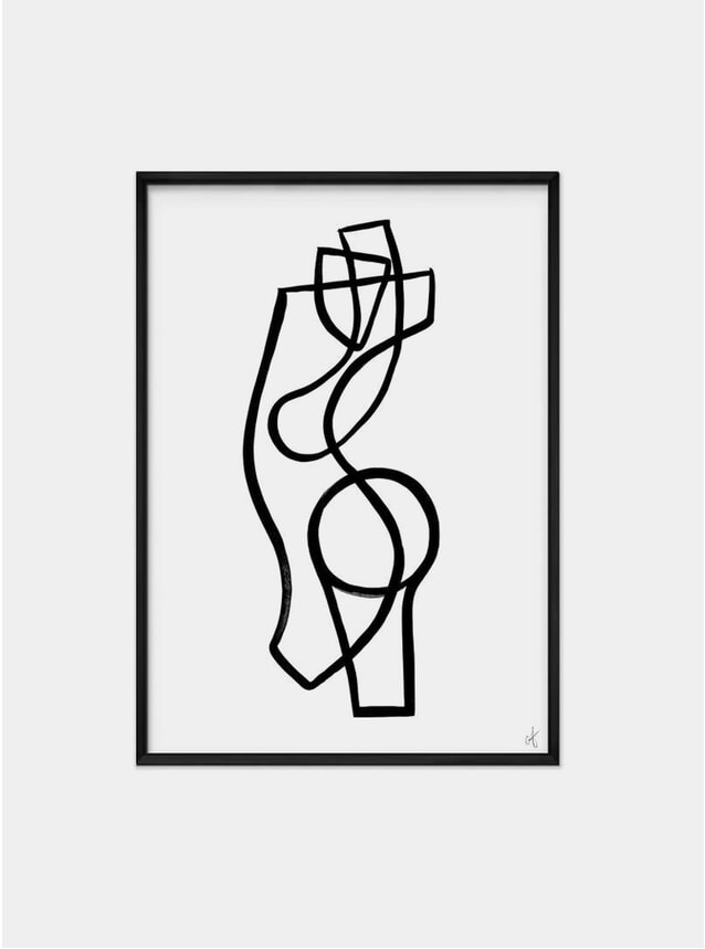 Sculpture Print