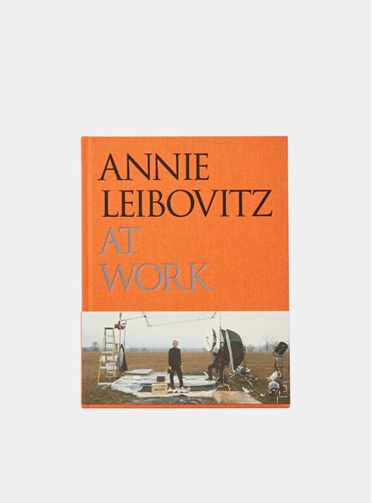 Annie Leibovitz at Work Book
