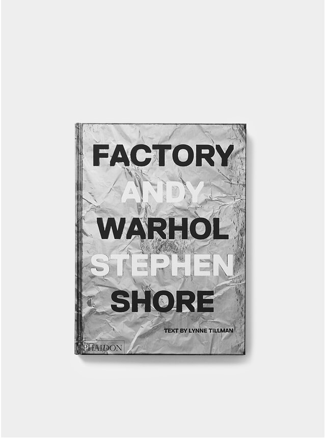 Factory: Andy Warhol Book