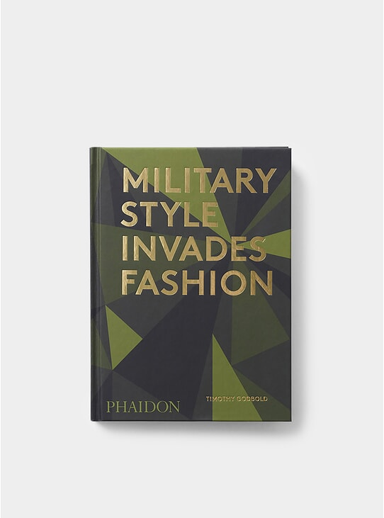 Military Style Invades Fashion Book