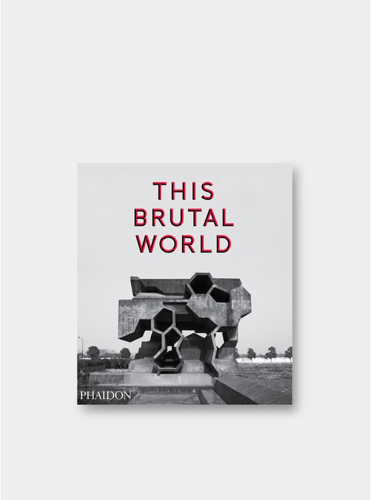 This Brutal World Book