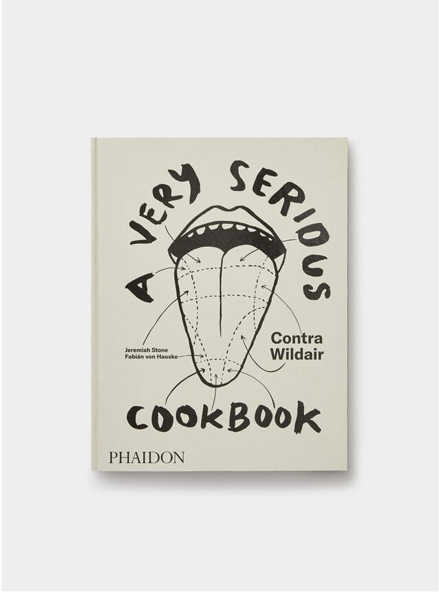 A Very Serious Cookbook: Contra Wildair Book