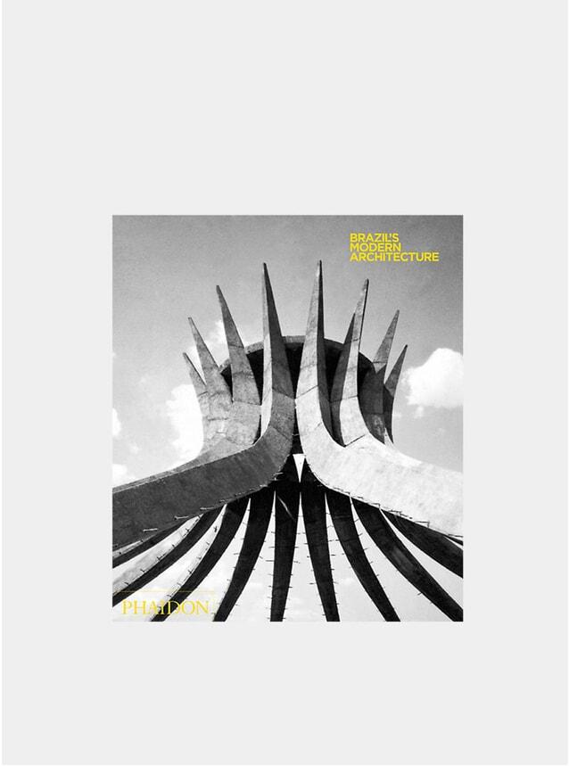 Brazil's Modern Architecture Book