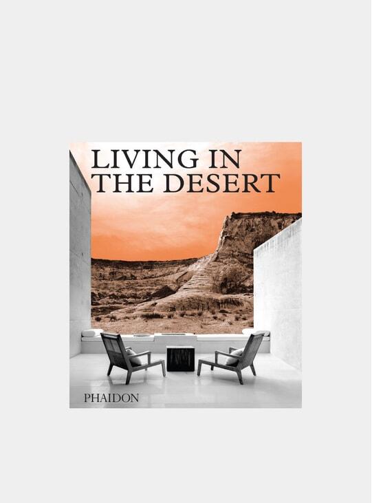 Living in the Desert Book