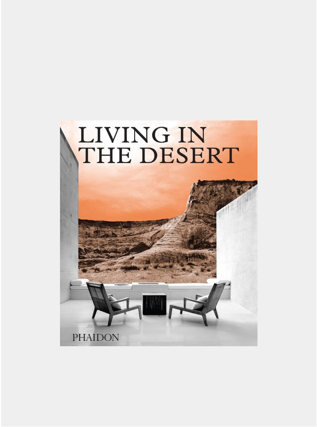 Living in the Desert Book