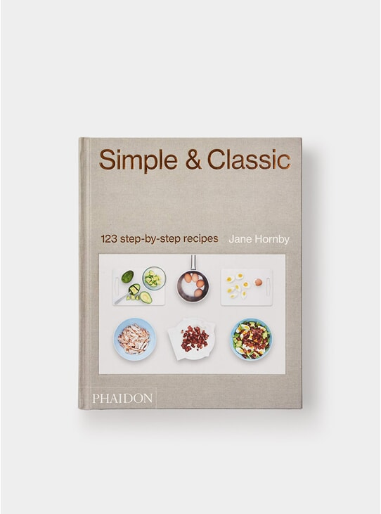 Simple & Classic: 123 Step-by-step Recipes Book