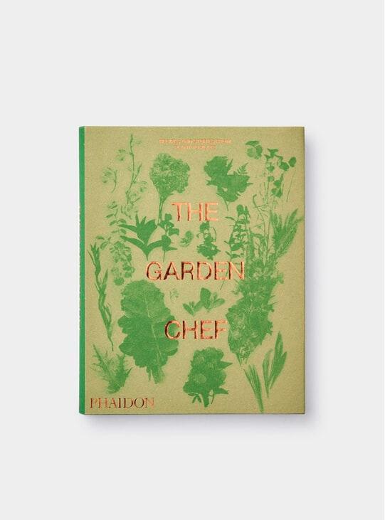 The Garden Chef Book