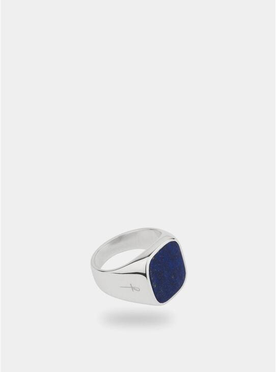 Silver / Lapis Lazuli Jamestown Ring