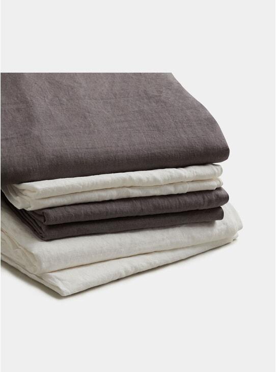 Charcoal Grey Bedtime Bundle