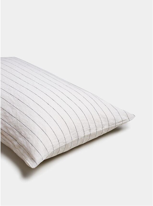 Luna Stripe Linen Pillowcase Set of 2