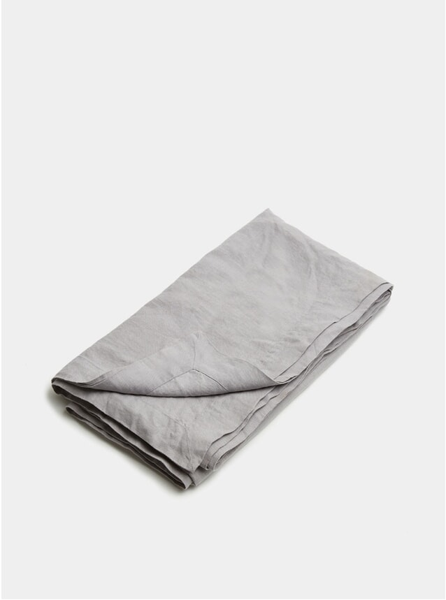 Oatmeal Linen Tablecloth