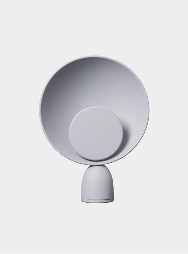 Ash Grey / Ash Grey Blooper Table Lamp