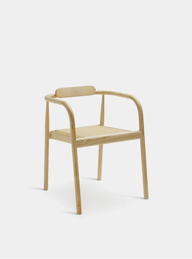 Natural / Cane AHM Chair