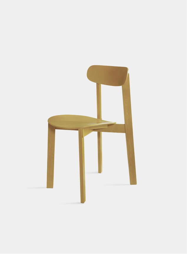 Turmeric Yellow Bondi Chair