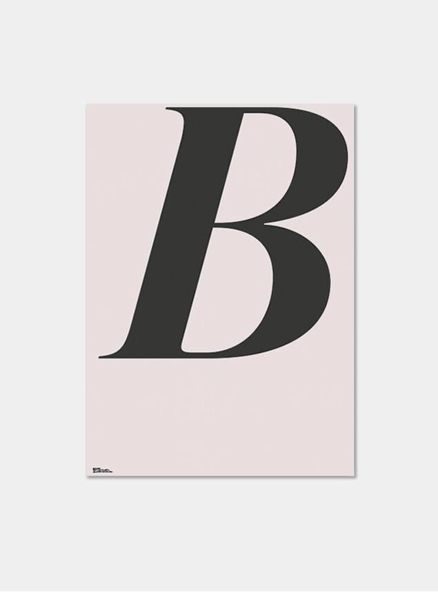 ABC B Poster