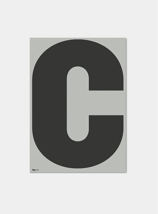ABC C Poster