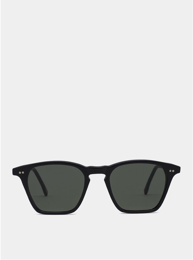 Black Matte Notorious Sunglasses