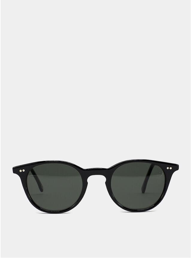Black Syzygy Sunglasses