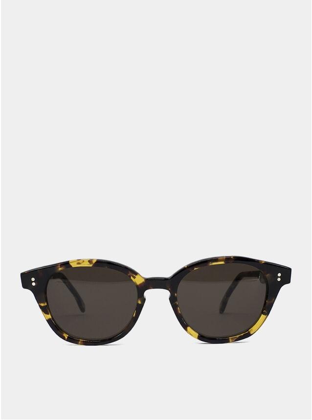 Brown Tortoise Divine Sunglasses