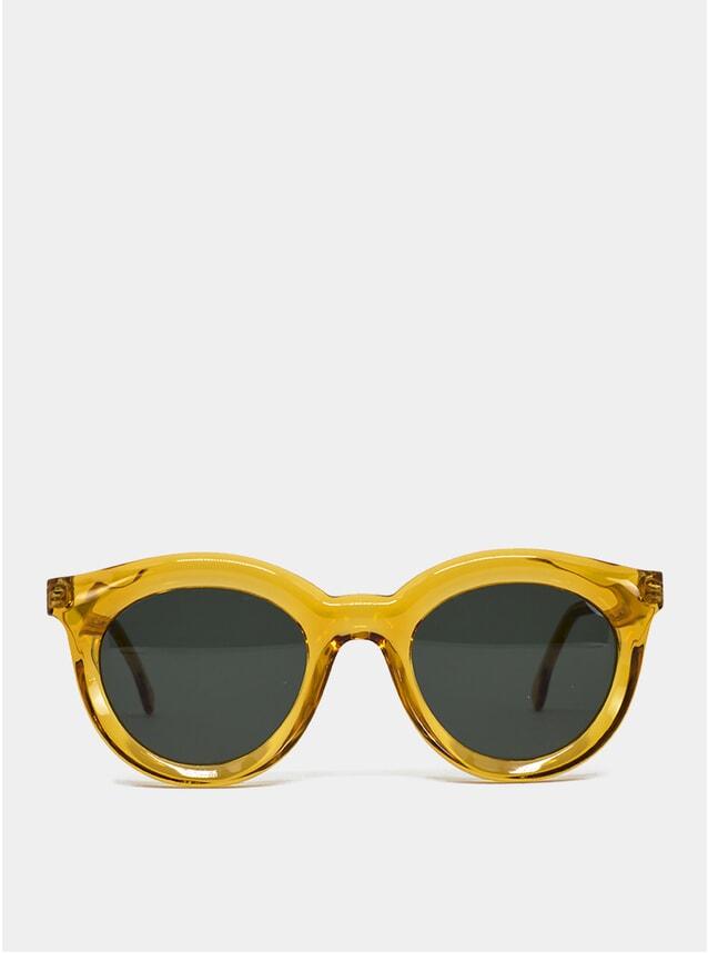 Orange Vivid Sunglasses