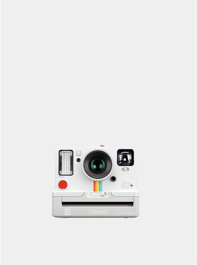 White OneStep+ i-Type Camera