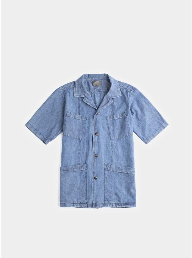 Japanese Denim Shirt