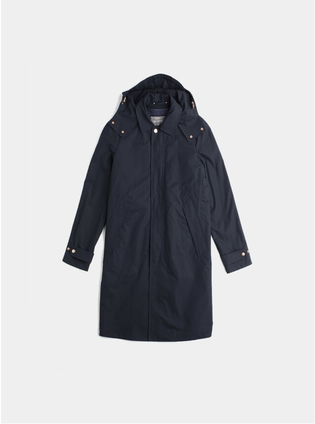 Midnight Commuter Raincoat