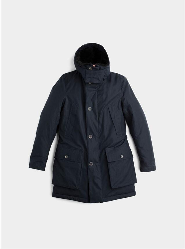 Midnight Navy Ventile Frobisher Coat