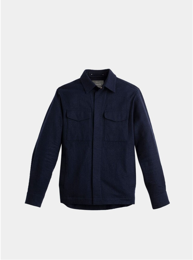 Navy CPO Shacket