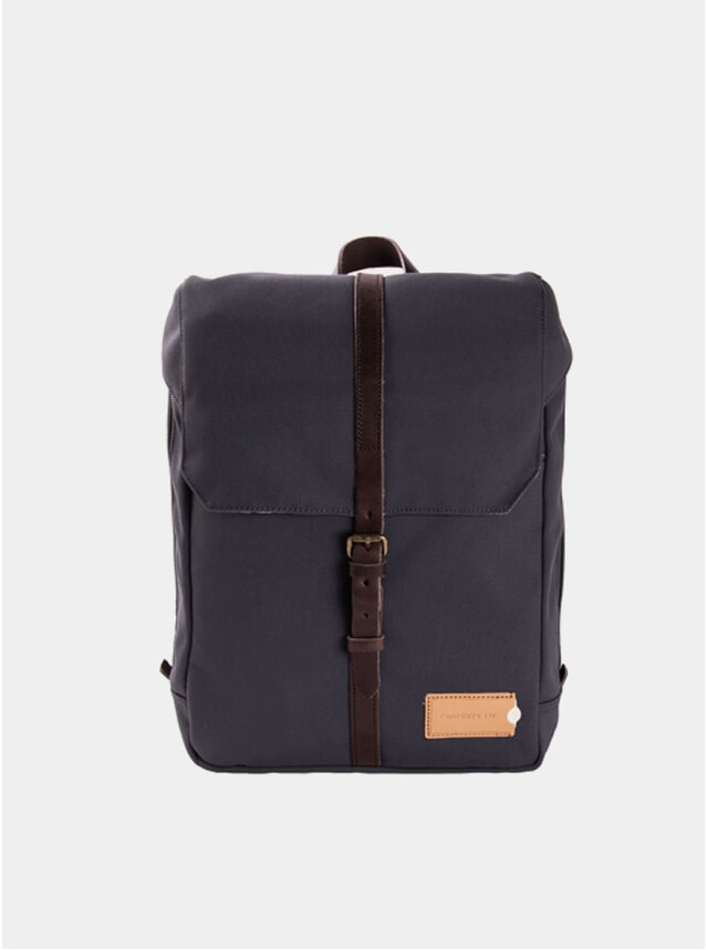 Stone Blue / Dark Brown 12hr Backpack