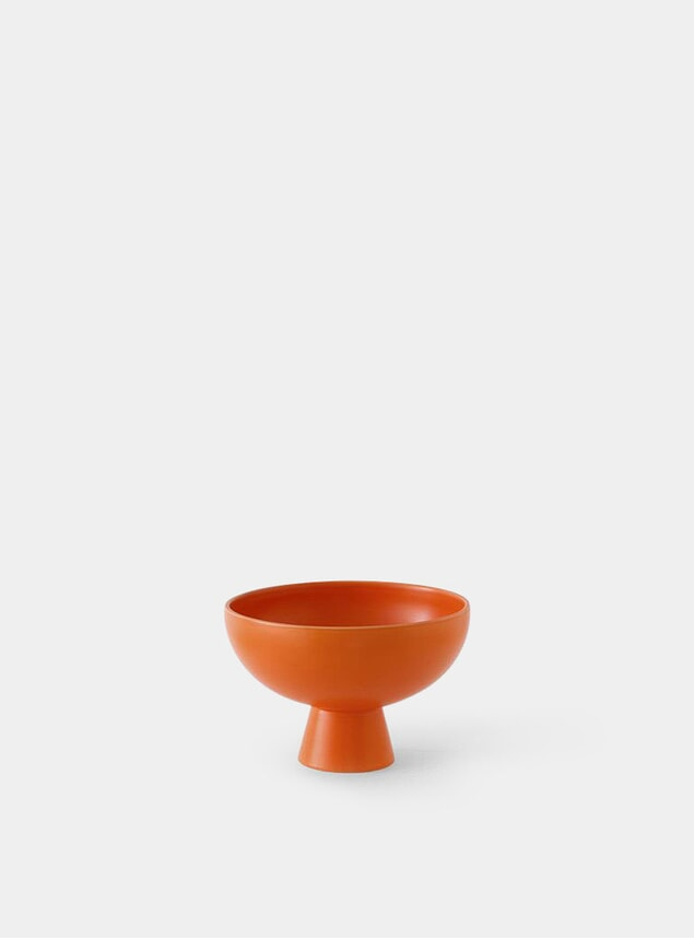 Orange Small Bowl