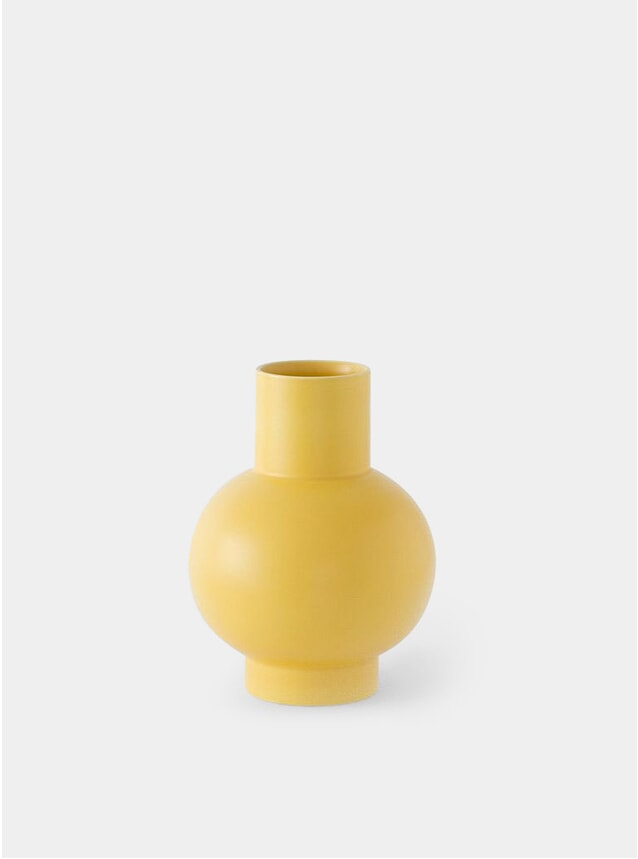 Yellow Large Vase