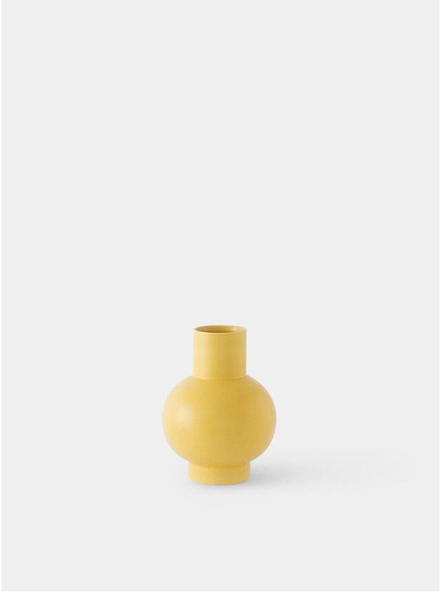 Yellow Small Vase