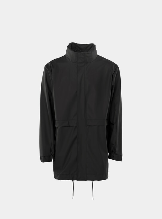 Black Tracksuit Jacket