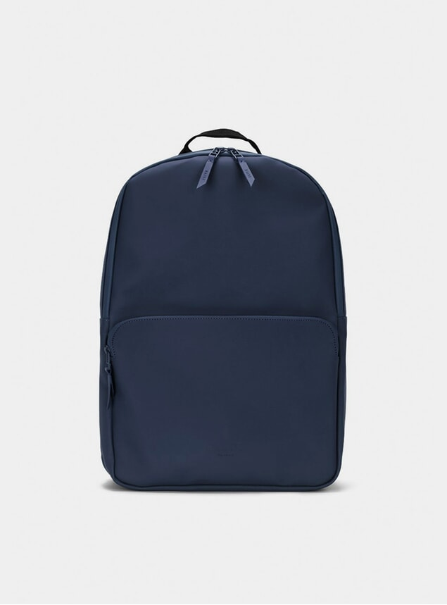 Blue Field Bag