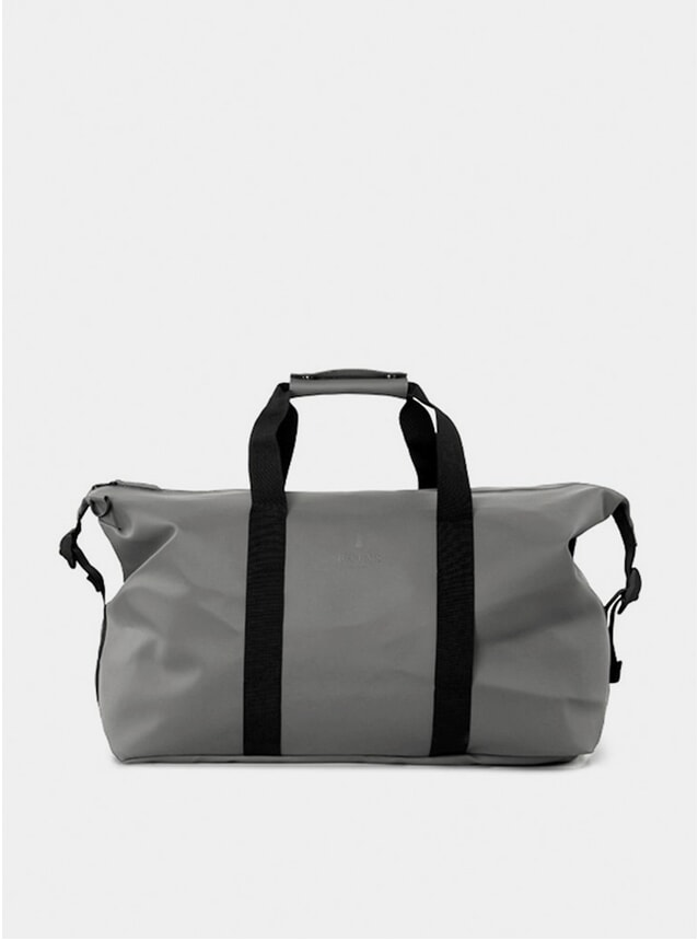 Charcoal Weekend Bag