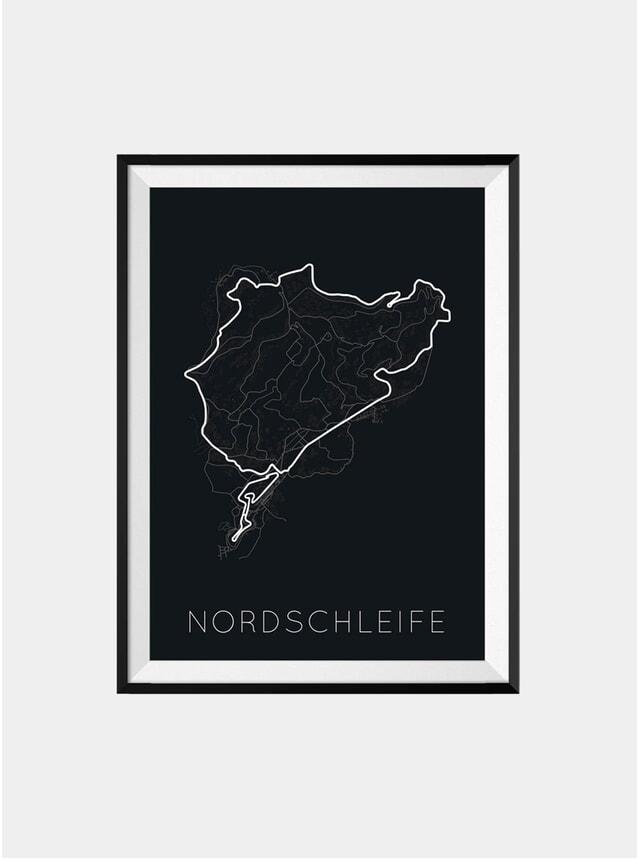 F1 Nordschleife Print